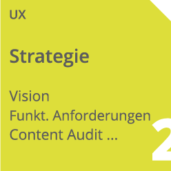 Softwareentwicklung Strategie
